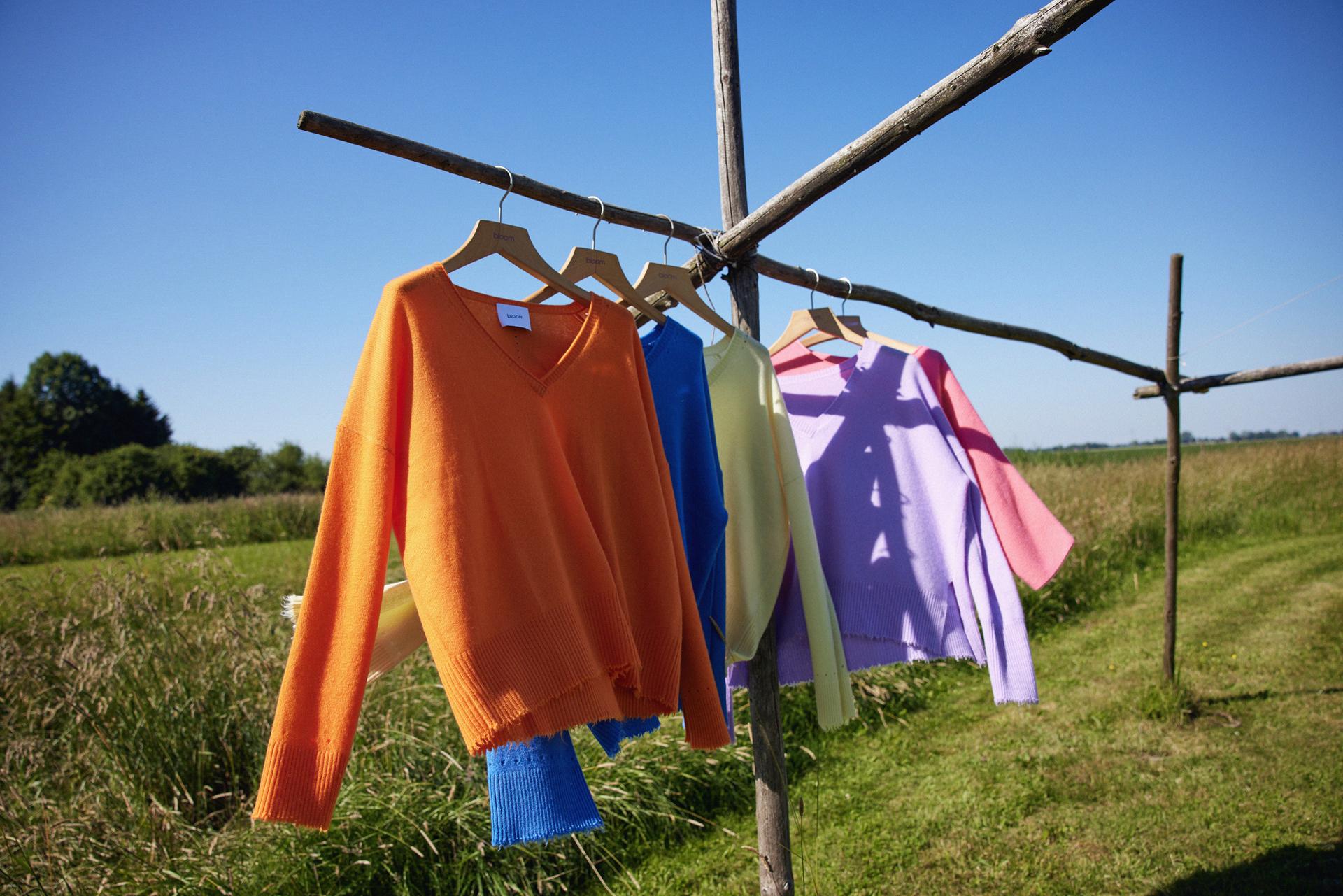 Bloom hochwertige strickmode und for Fashion jobs hamburg
